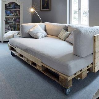 卧室木板床设计构造图