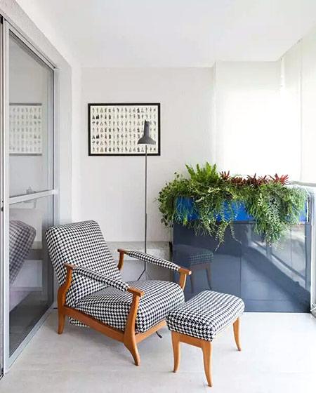 50平小户型一居休闲沙发图片