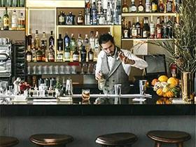 酒吧吧台装修设计效果图