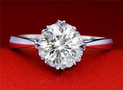 钻石戒指样式有哪些 怎样挑选钻石戒指好看_婚戒首饰