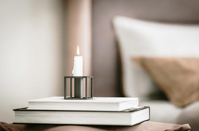 北欧风格单身公寓室内装饰图片