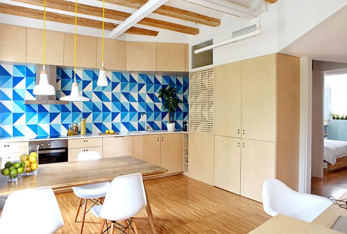 35平米小户型公寓设计实景图
