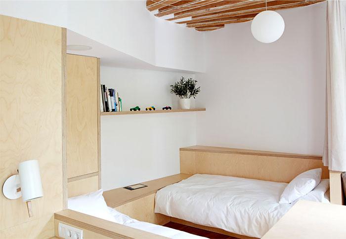35平米小户型小客厅装修图