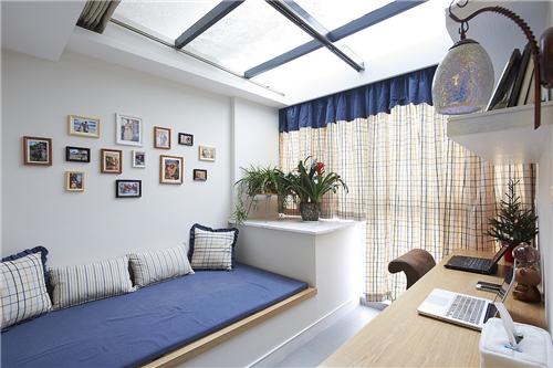 8平米小卧室设计效果图 榻榻米拯救8平米小卧室
