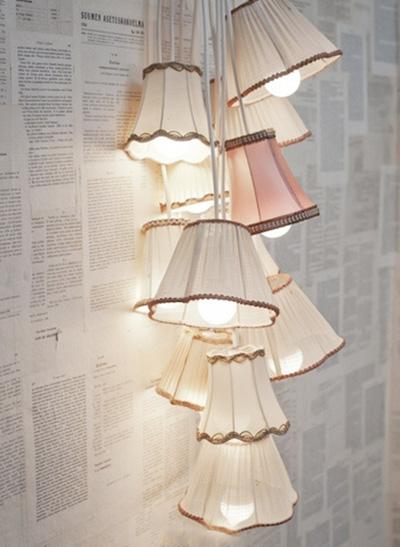 花式创意壁灯设计构造图