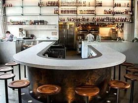 主题酒吧装修设计效果图