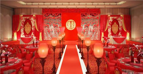 中式婚礼酒店怎么布置 如何打造喜庆的中式婚礼