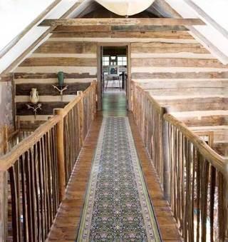 木质室内走廊图片大全