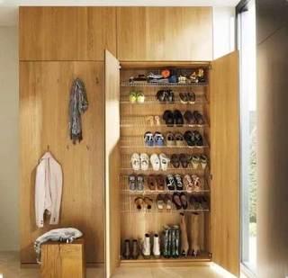 玄关柜设计欣赏图