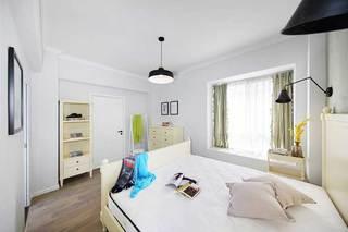 北欧风格卧室装修图