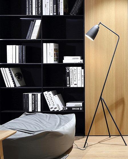 131平简约风格二居懒人沙发设计