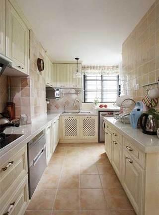 厨房造型设计布置欣赏图