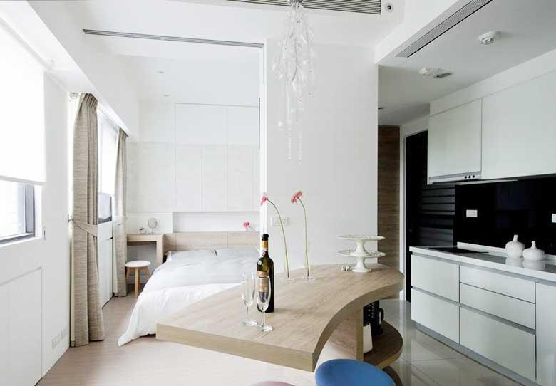 厨房造型设计平面图