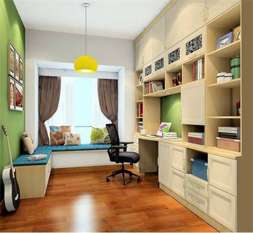 家居 设计 书房 装修 500_460
