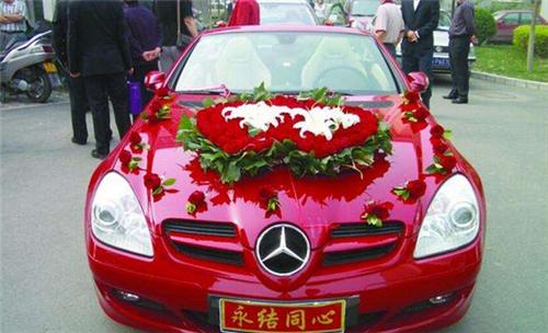 婚庆公司车队报价 租婚车一般多少钱
