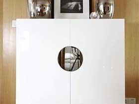 装饰新衣  10个装饰立柜设计图片