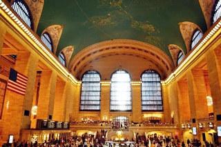 纽约中央车站室内装修