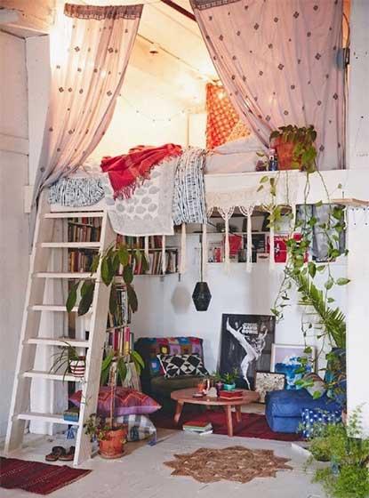 女生卧室设计装修图片