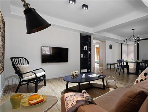 大客厅装修效果图大全 开放式大客厅装修设计方案