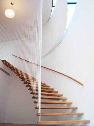 旋转楼梯装修欣赏图片
