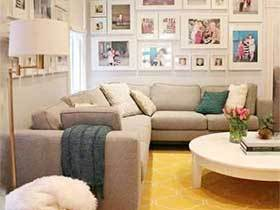 优质布置家  10个沙发摆放搭配设计图片