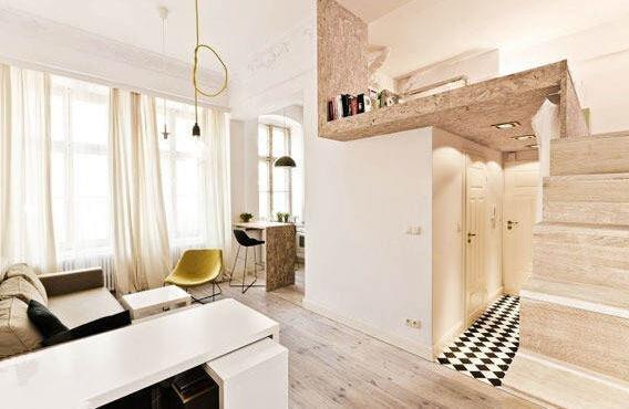 小户型装修样板房 买房前需看的样板房