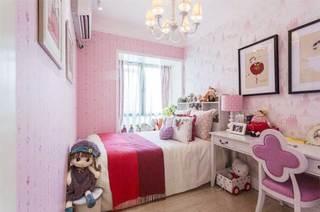 女生卧室设计i装修图