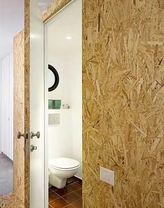 90㎡简约风两居室卫生间实景图