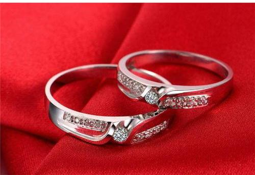 结婚对戒图片欣赏 结婚对戒买多少钱的比较好