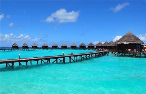 """哪里比较浪漫3,银色沙滩""""长滩岛"""""""