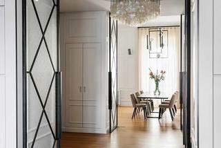 简约风格三居室走廊效果图