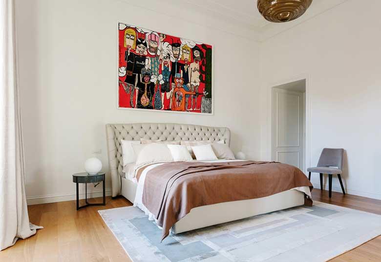 简约风格卧室设计装修图片