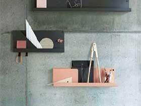 装点新生活  12款墙面收纳实景图