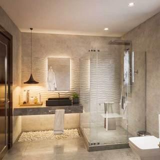精美浴室设计参考图