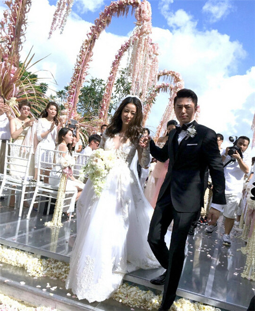 Ruby lin wallace huo dating rumor boutique 6