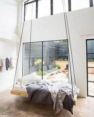 室内吊床装修设计布置图