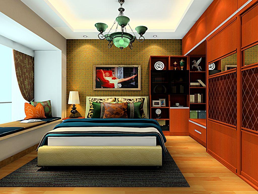 小户型的卧室都是比较小的,所以说在设计起来还是很需要技巧的,在小卧室设计中,很多人都会选择榻榻米的设计,这样集实用性和功能性为一室。下面就和齐家网专家一起来看看小卧室榻榻米装修效果图吧!榻榻米的作用比较大,整体空间设计可以结合飘窗,利用最好的布局来打造完美之家。榻榻米的作用比较大,整体空间设计可以结合飘窗,利用最好的布局来打造完美之家。 小卧室榻榻米装修效果图一  卧室的风格是选择了非常清新的设计,卧室的空间利用的很好,在柜体的设计也是很合理的,这样的设计大大增加了空间的储物功能。因为卧室空间小,所以整体