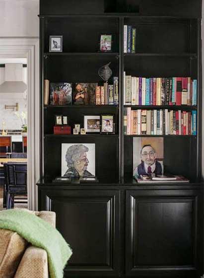 客厅墙面书架设计装修图-您正在访问第10页 装修效果图案例 2018年装