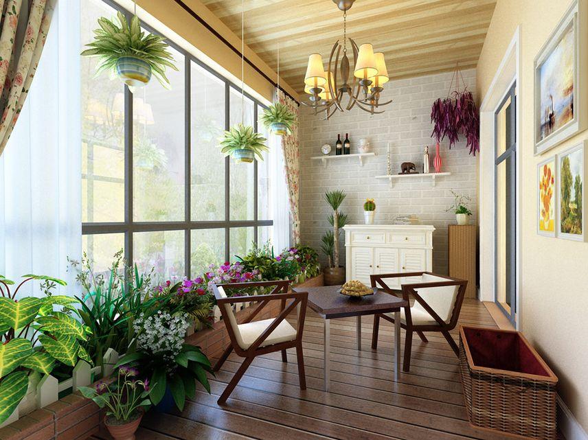 打造阳台花园 给排水管安装得上心