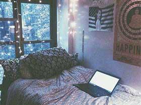 完美单身生活  10个出租屋卧室装修图片