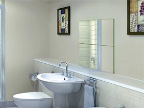 浴室镜子风水禁忌有哪些   浴室装修必知风水知识