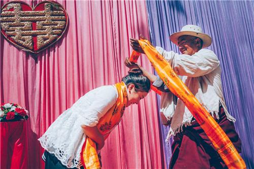 藏族结婚风俗有哪些 藏族婚礼要注意些什么图片