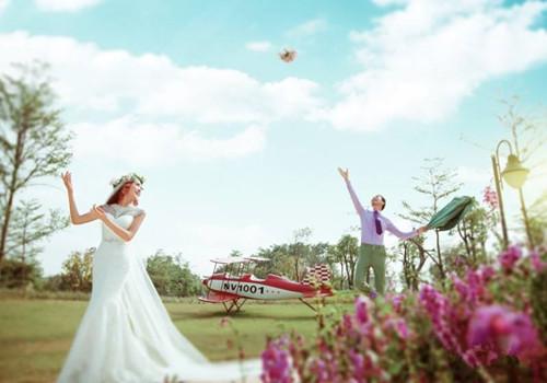 广州/广州拍婚纱照外景地点: