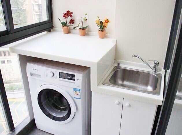 小户型洗衣房装修装饰效果图