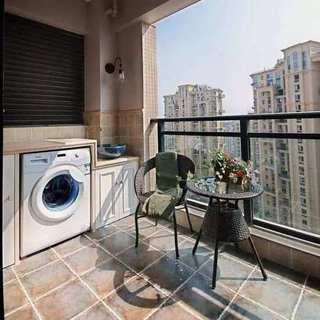 小户型洗衣房设计欣赏图