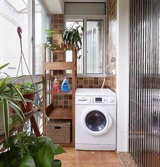 小户型洗衣房装修装饰图片