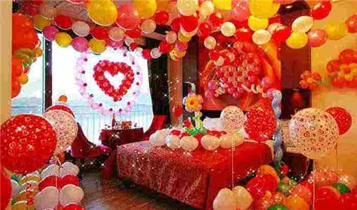 结婚房间布置图片欣赏 婚房怎样布置才浪漫图片