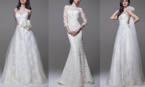 十二星座婚纱设计图欣赏 十二星座穿什么婚纱合适