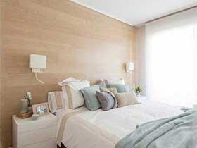 轻轻的来   10款北欧风卧室效果图