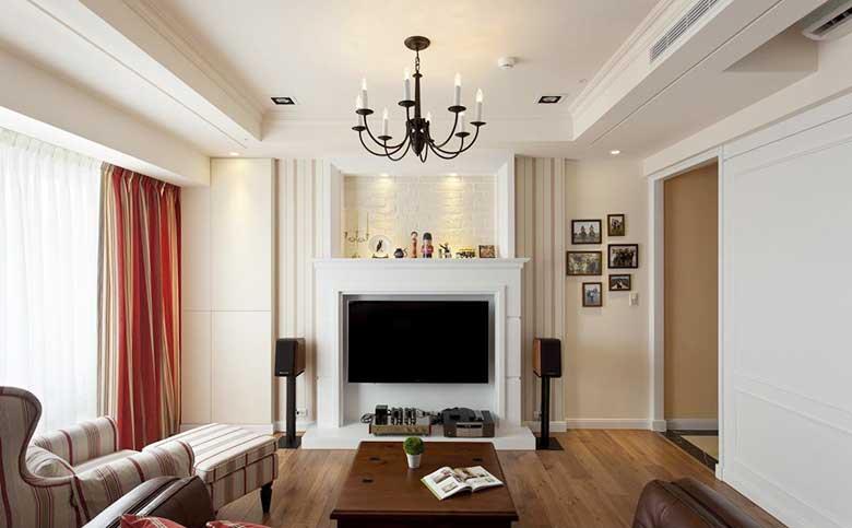 简约风单身公寓装修装饰效果图